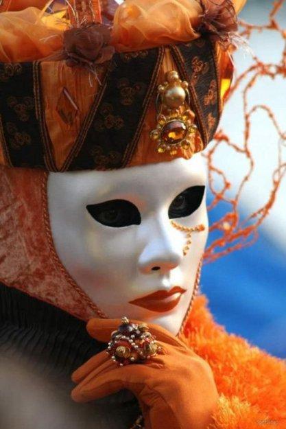 Венеціанські маски - фото 20