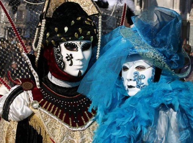 Венеціанські маски - фото 12