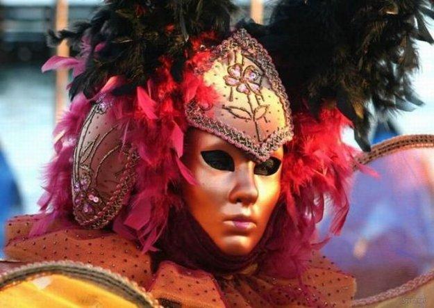 Венеціанські маски - фото 7