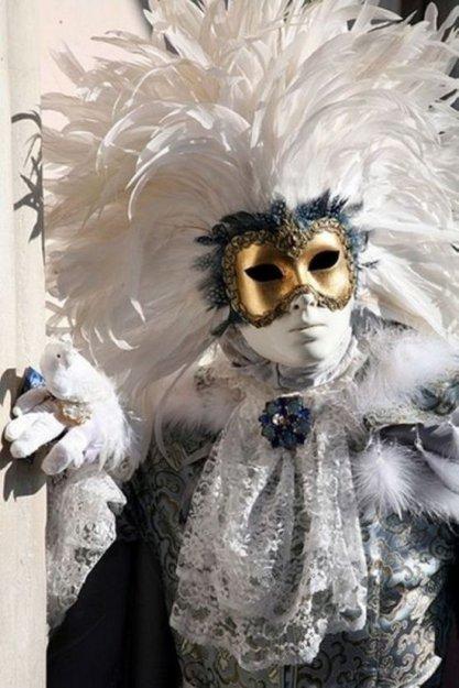 Венеціанські маски - фото 23
