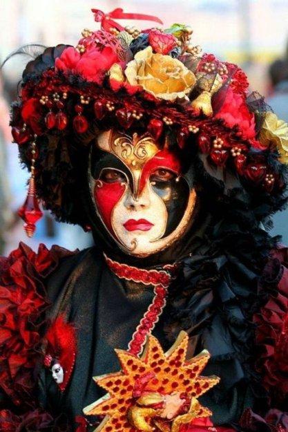 Венеціанські маски - фото 24