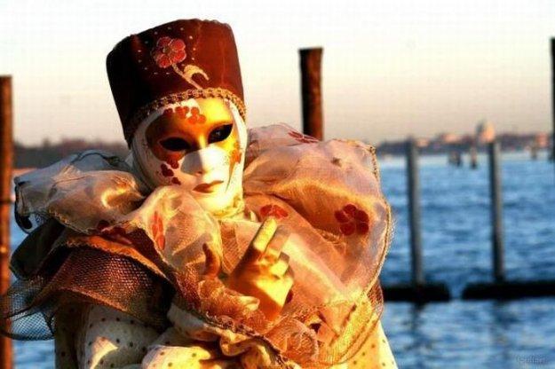 Венеціанські маски - фото 15