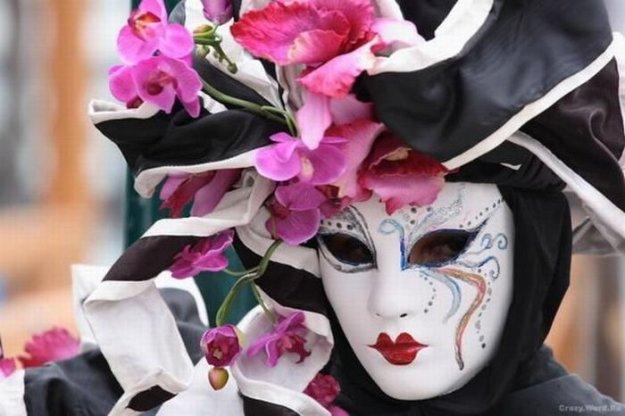 Венеціанські маски - фото 3
