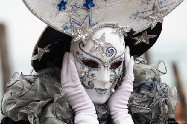 Венеціанські маски - фото 2