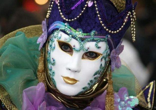 Венеціанські маски - фото 4