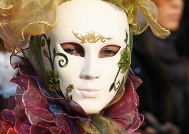 Венеціанські маски - фото 5