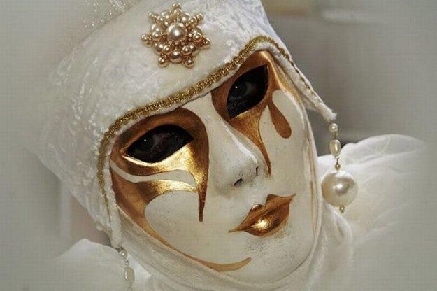Венеціанські маски - фото 6