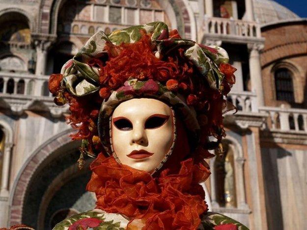 Венеціанські маски - фото 8