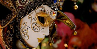 Венеціанські маски - фото 16