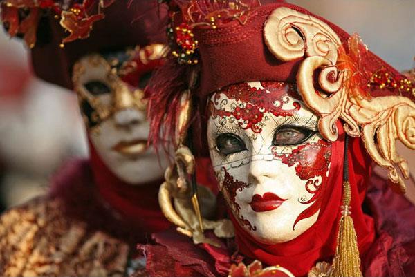 Венеціанські маски - фото 10