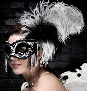 Карнавальні маски - фото 12