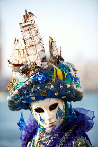 Венеціанські маски - фото 27
