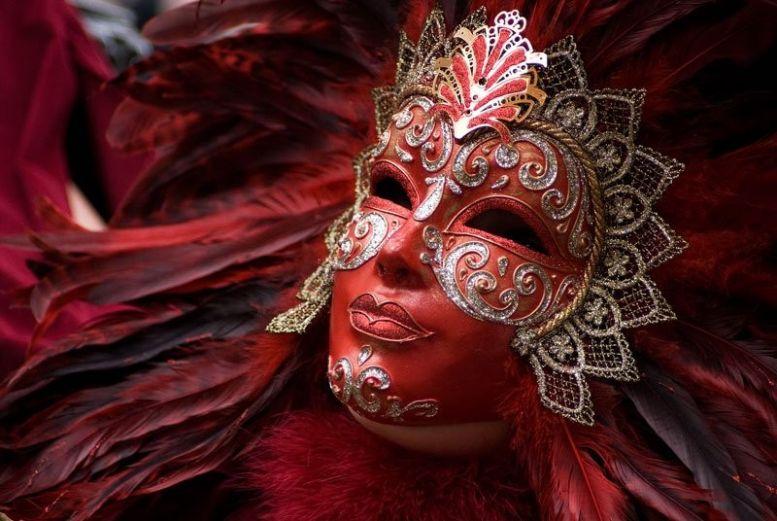 Карнавальні маски - фото 7