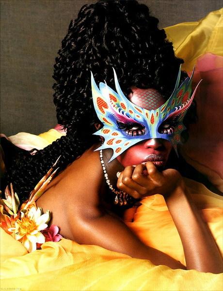 Карнавальні маски - фото 17
