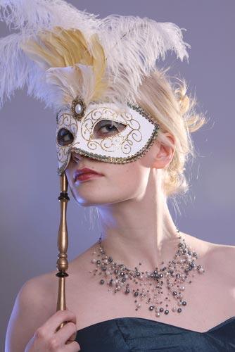 Карнавальні маски - фото 15