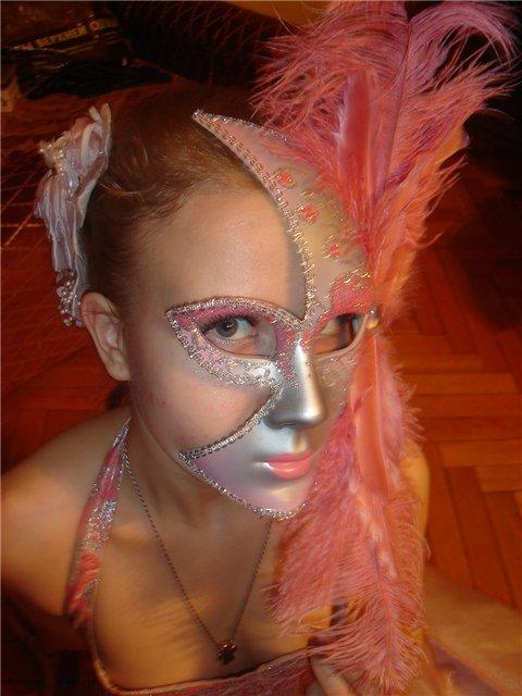 Карнавальні маски - фото 16