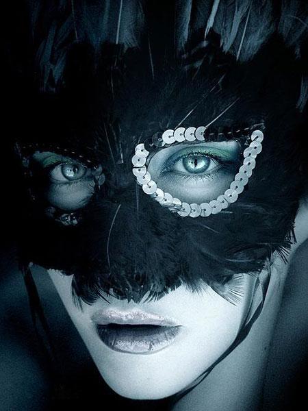 Карнавальні маски - фото 19