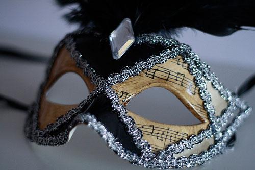 Карнавальні маски - фото 3