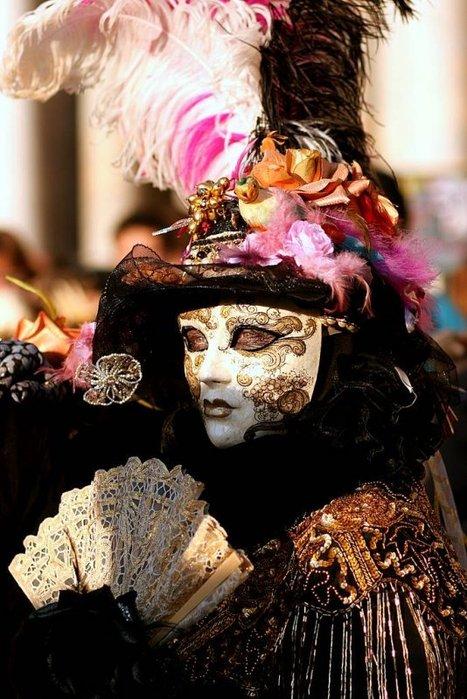 Венеціанські маски - фото 17