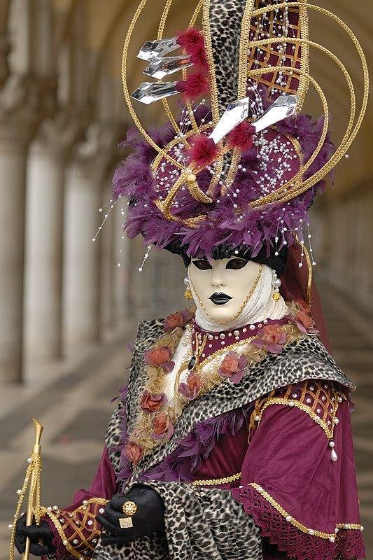 Венеціанські маски - фото 28