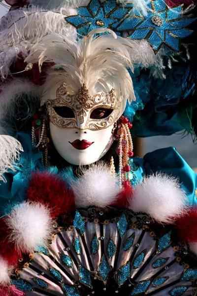 Венеціанські маски - фото 18