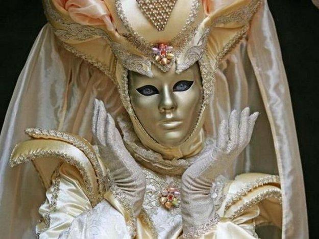 Венеціанські маски - фото 13