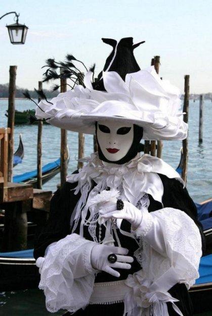 Венеціанські маски - фото 19