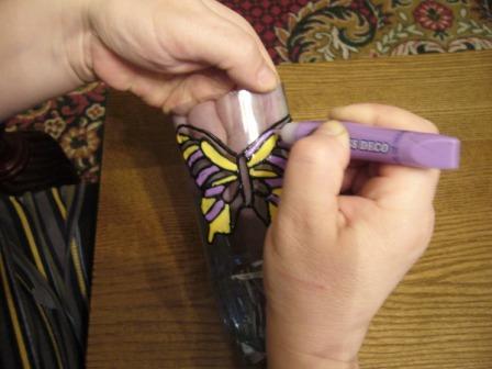 Метелики з пластикових пляшок - фото 3
