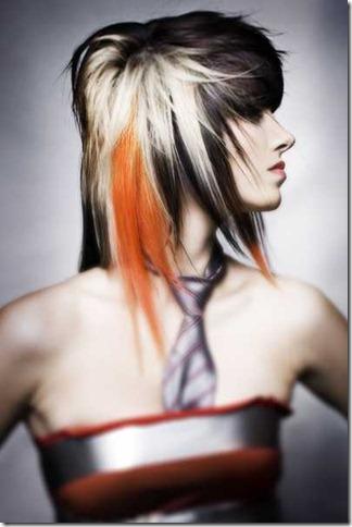 Новорічні зачіски 2013 - фото 14