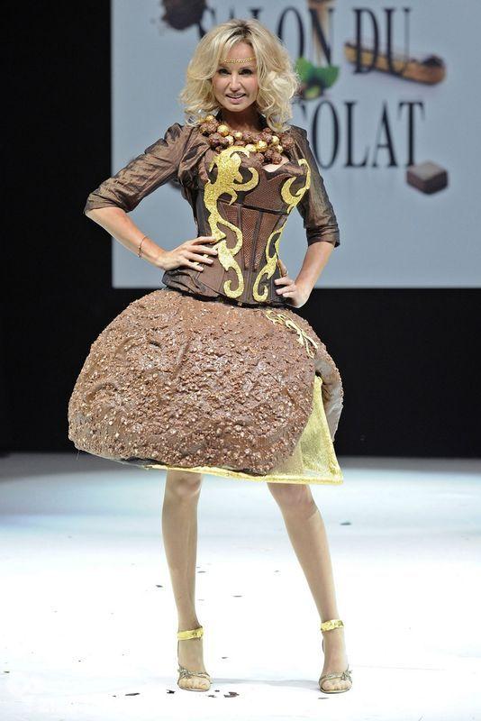 Шоколадна мода - фото 10