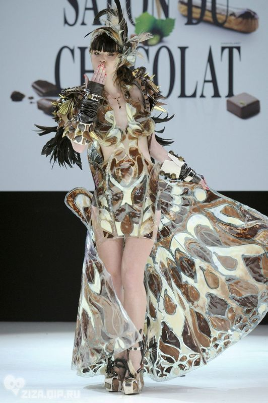 Шоколадна мода - фото 11