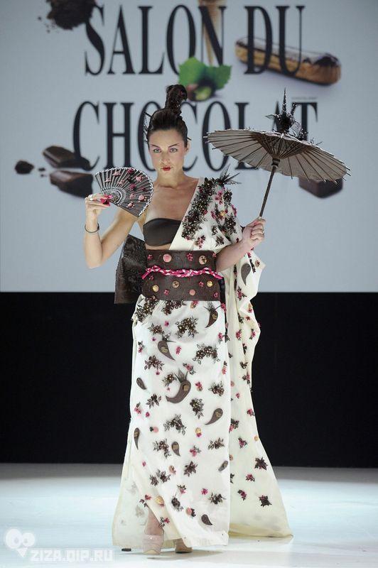 Шоколадна мода - фото 12