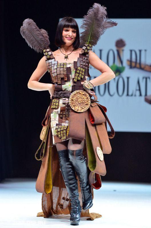 Шоколадна мода - фото 4