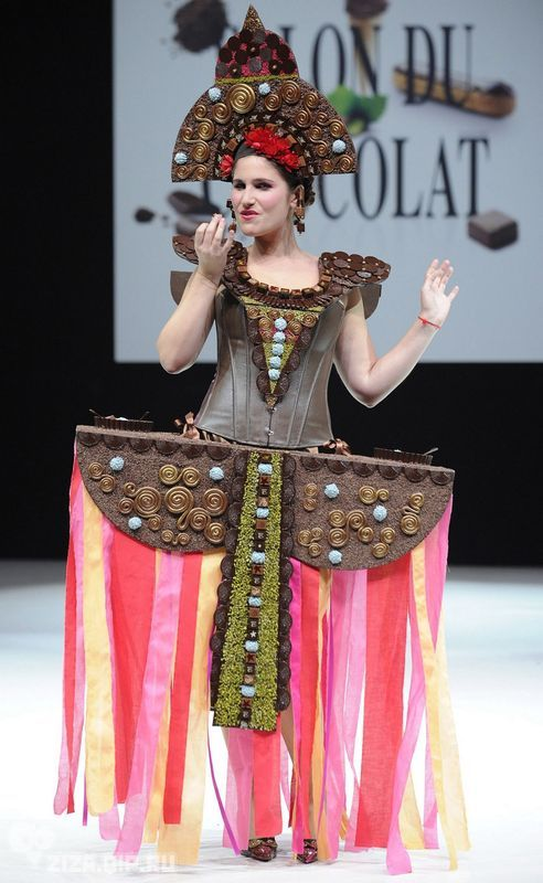 Шоколадна мода - фото 6