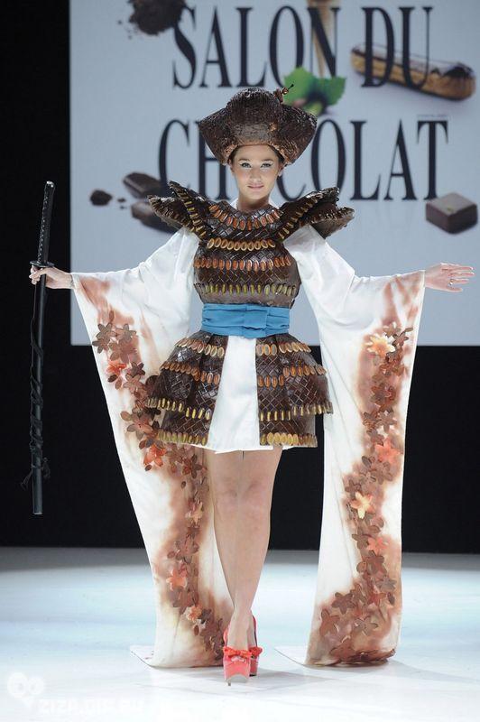 Шоколадна мода - фото 7