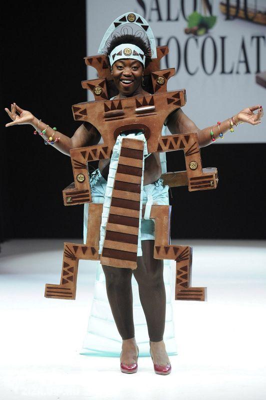 Шоколадна мода - фото 9