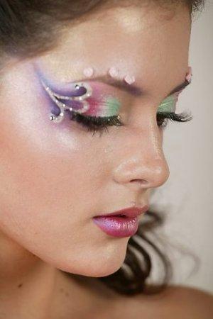 Новорічний макіяж 2013 - фото 4