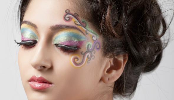 Новорічний макіяж 2013 - фото 13