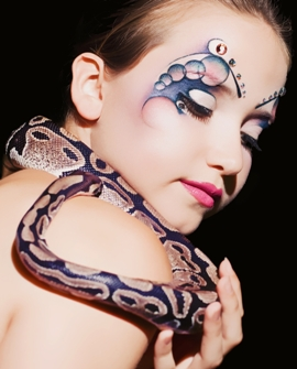 Новорічний макіяж 2013 - фото 14