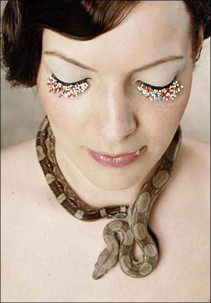 Новорічний макіяж 2013 - фото 15
