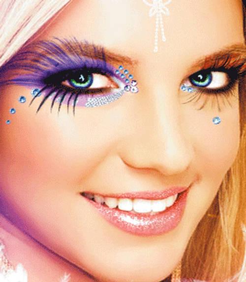 Новорічний макіяж 2013 - фото 2