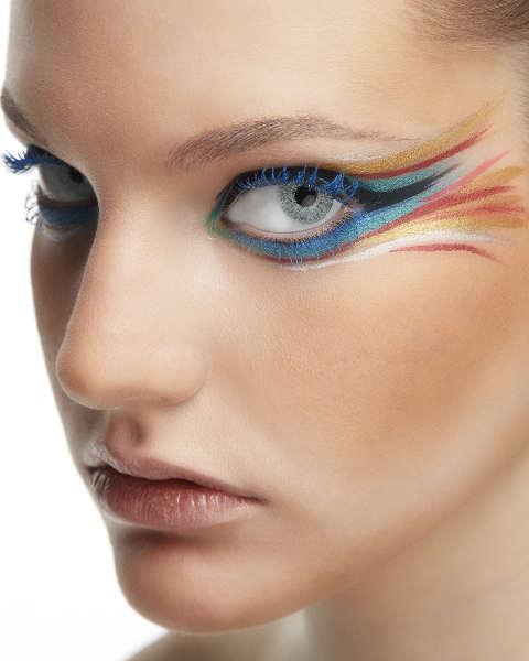 Новорічний макіяж 2013 - фото 3