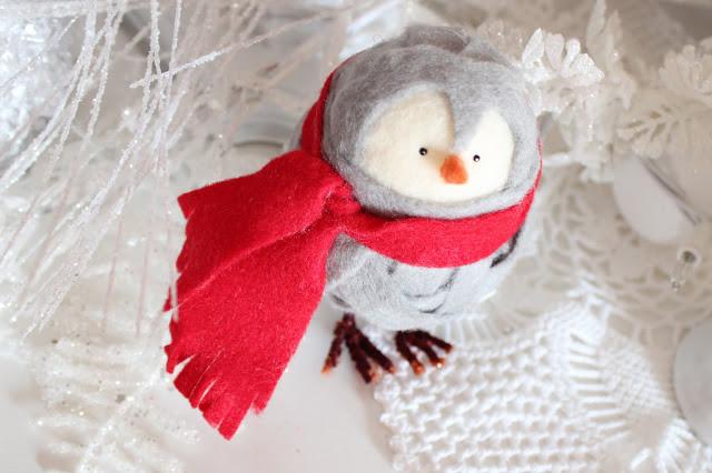 Пінгвін з повсті - фото 6