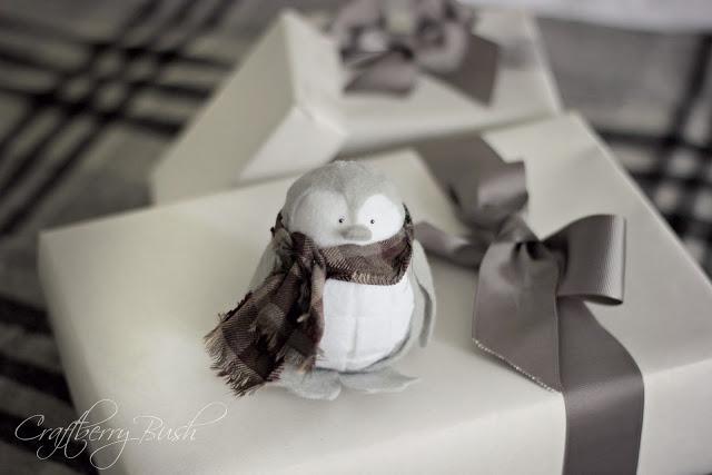 Пінгвін з повсті - фото 7