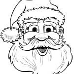Шаблони Діда Мороза