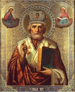 Статус з днем Святого Миколая