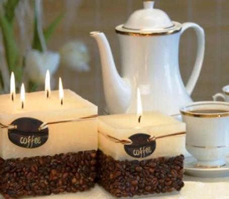 Декорування кавовими зернами - фото 9