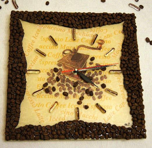 Декорування кавовими зернами - фото 10