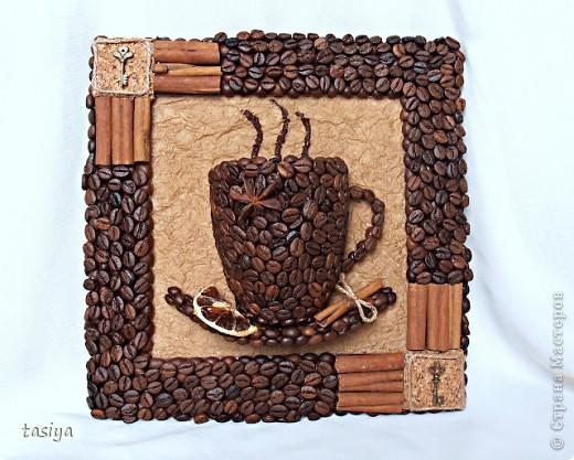 Декорування кавовими зернами - фото 14