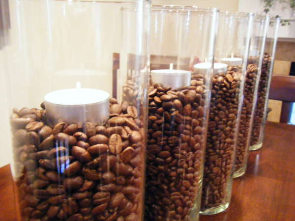 Декорування кавовими зернами - фото 6